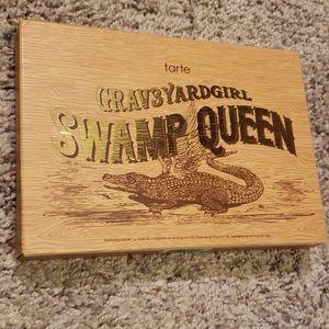 Tarte Swamp Queen Grav3yard Girl pallette